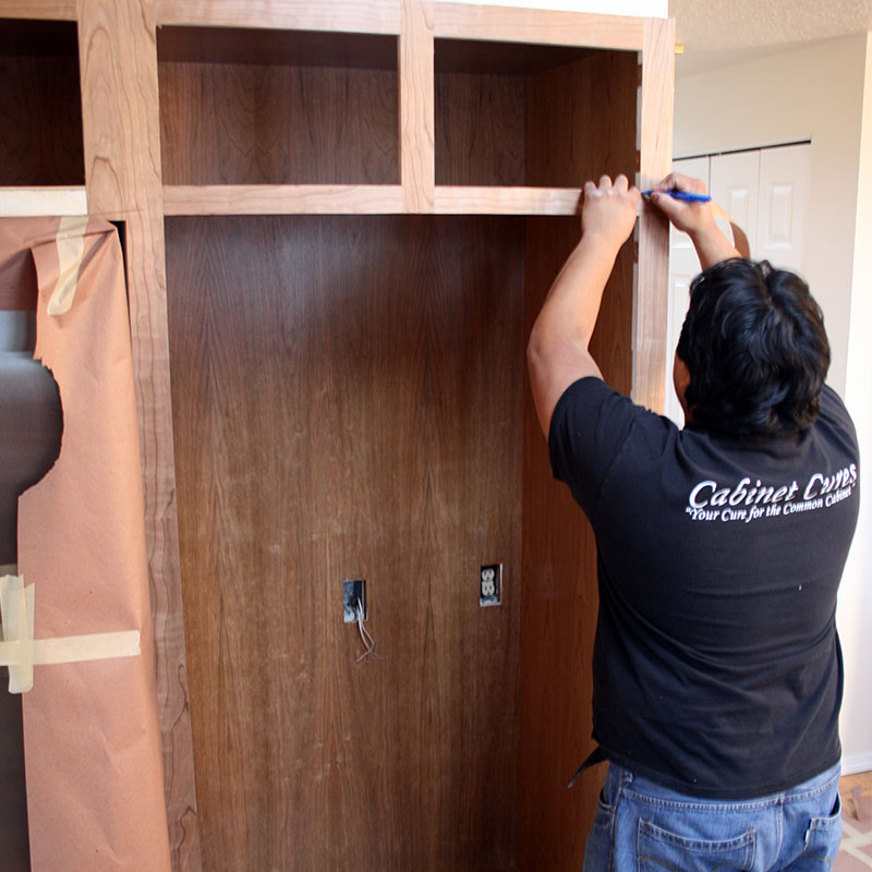 Cabinet Reface Remove portland cabinet cures