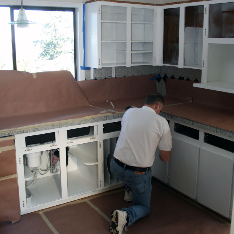 Kitchen Cabinet Skins: PORTLAND Cabinet Cures Inc