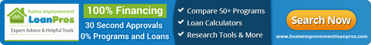 Get approved for 100% financing through our Partner, Loan Pros