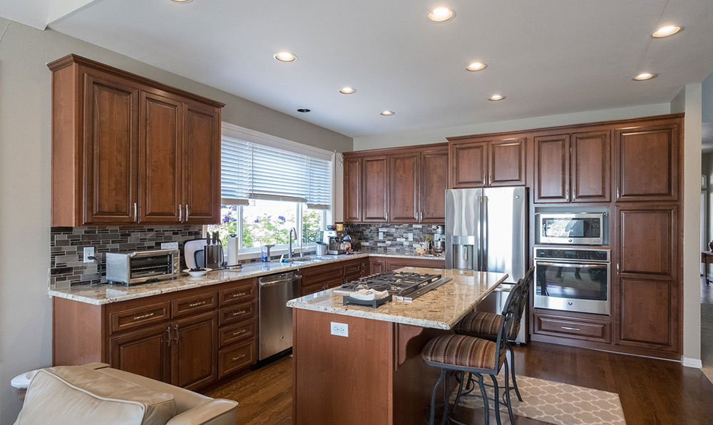 Canterwood Home After Cabinet Refacing