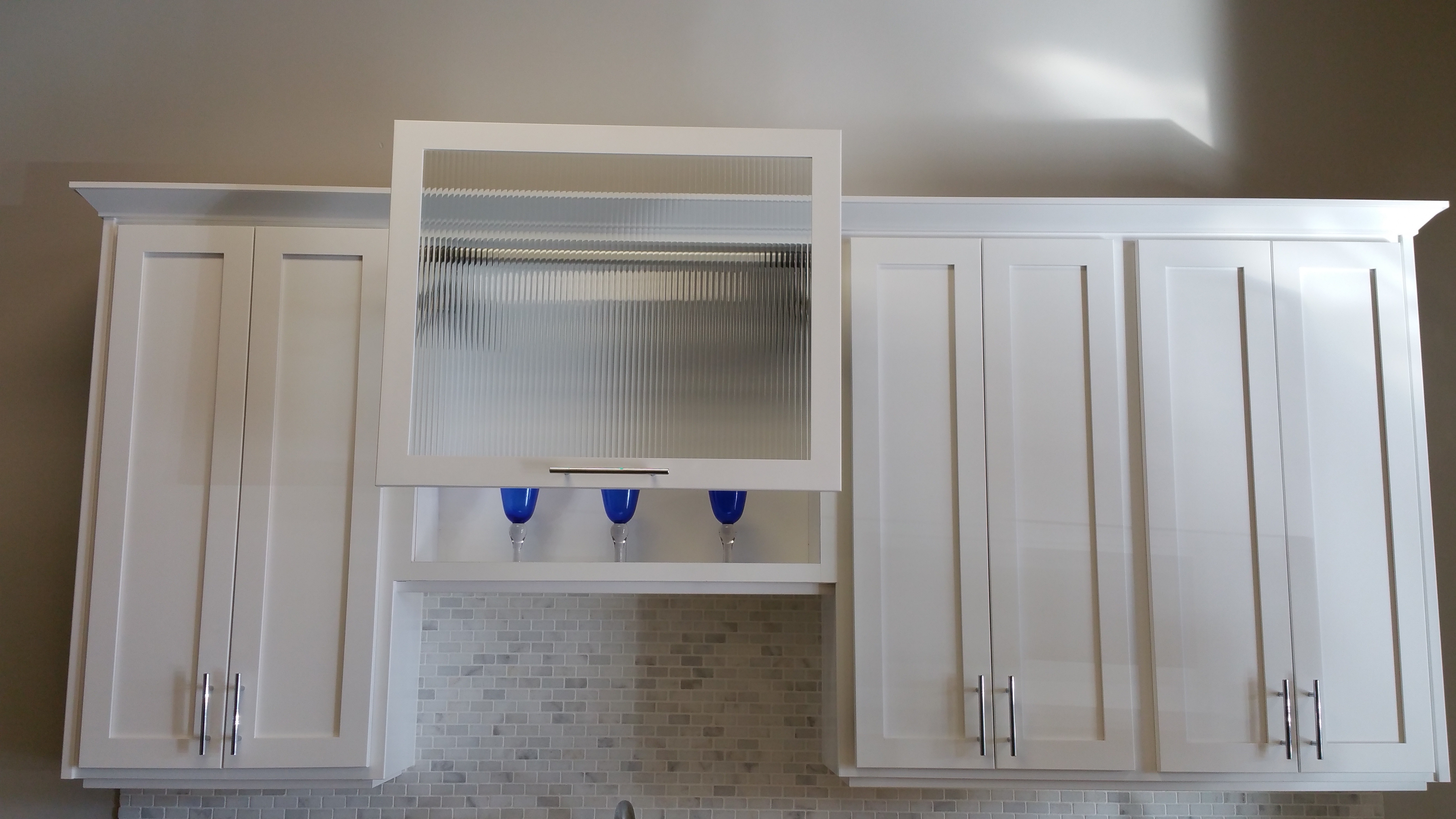 Adding Glass Cabinet Doors Portland Cabinet Cures